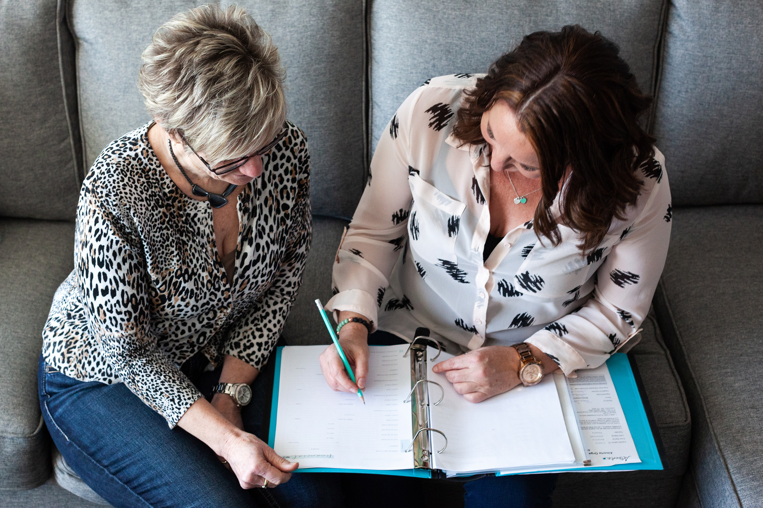 Could you confidently make over 90 decisions within 48 hours of your loved one passing